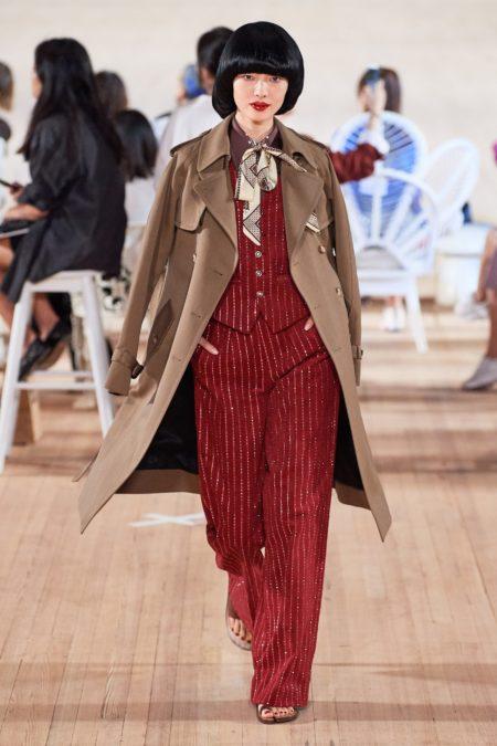 Marc Jacobs SS20 looks, SS20 fashion trends, moda operandi trunk show // Notjessfashion.com