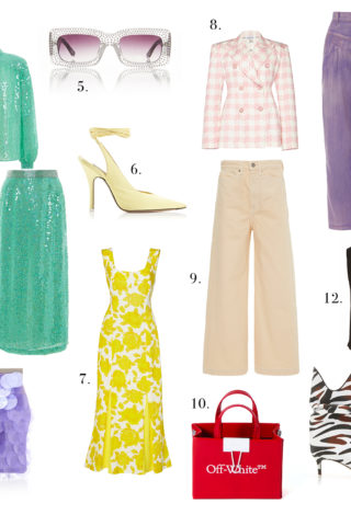 WHERE TO SHOP FOR THE LATEST RUNWAY TRENDS