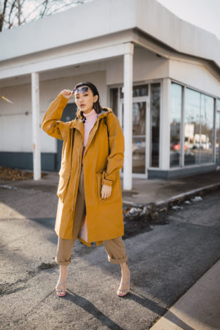 4 CHIC WAYS TO WEAR A PARKA THIS WINTER
