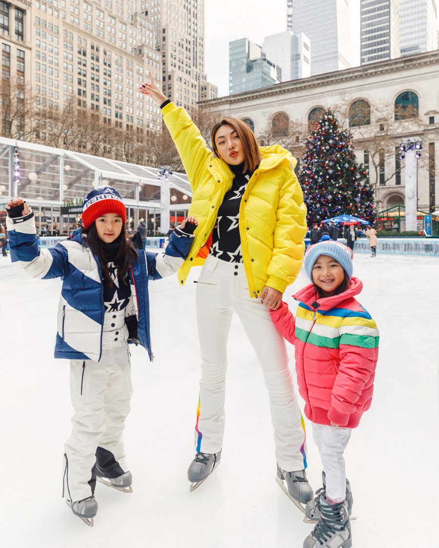 chic skiwear from perfect moment // Notjessfashion.com
