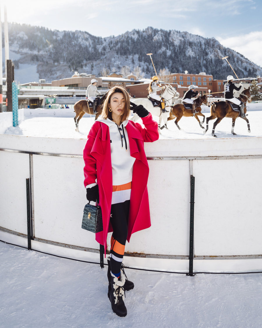 fashion blogger jessica wang features chic skiwear in aspen // Notjessfashion.com